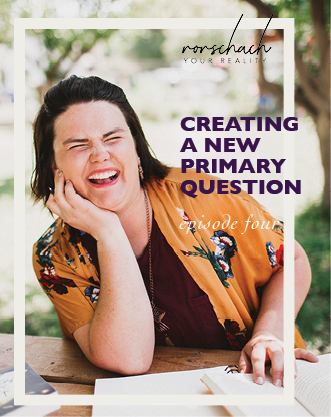 Creating a new Primary Question, Episode 4