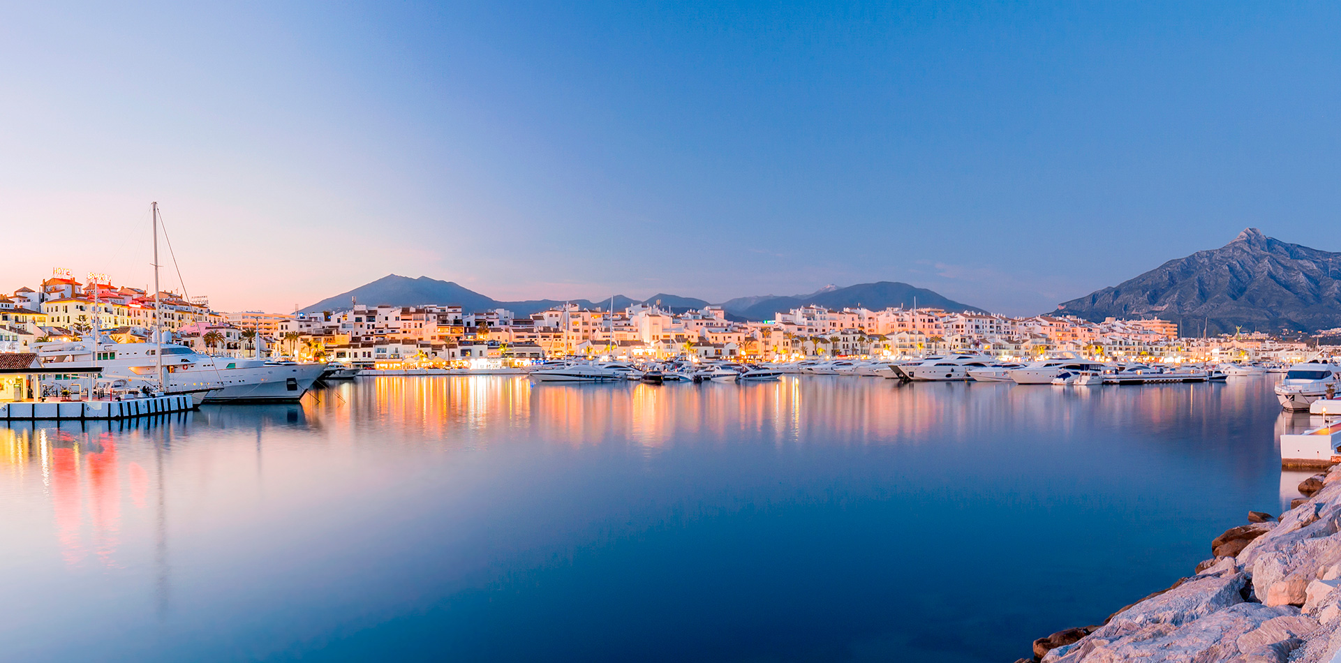 Marbella Tourism Website