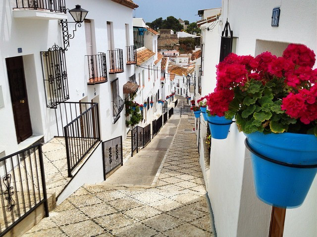 Mijas Tourism Website