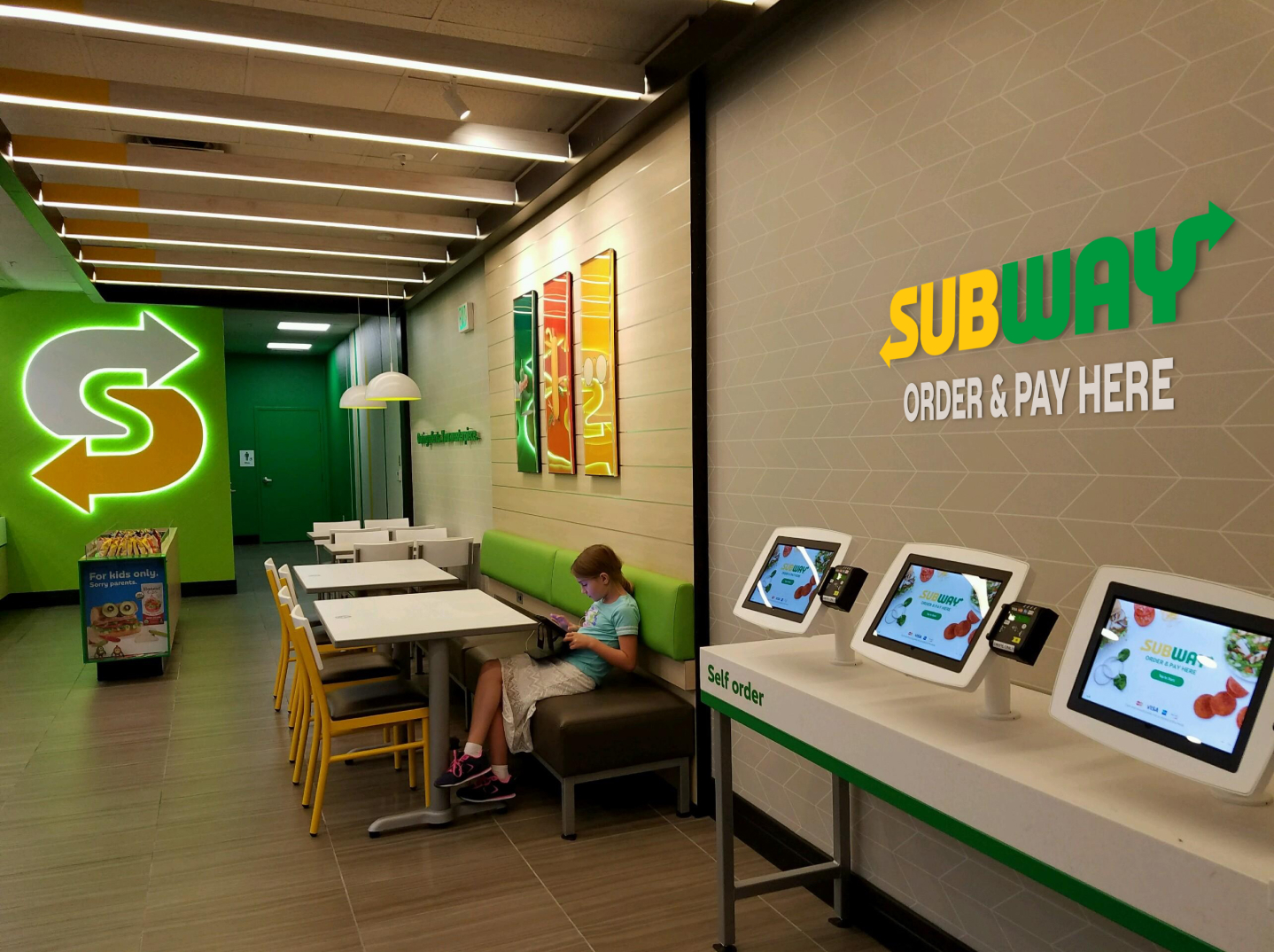 Subway Restaurants - Helping a global brand, with over 40k locations, digitally engage and satisfy their customers.