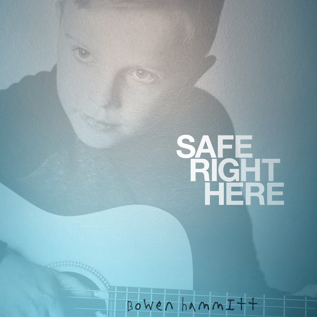 Safe Right Here Cover