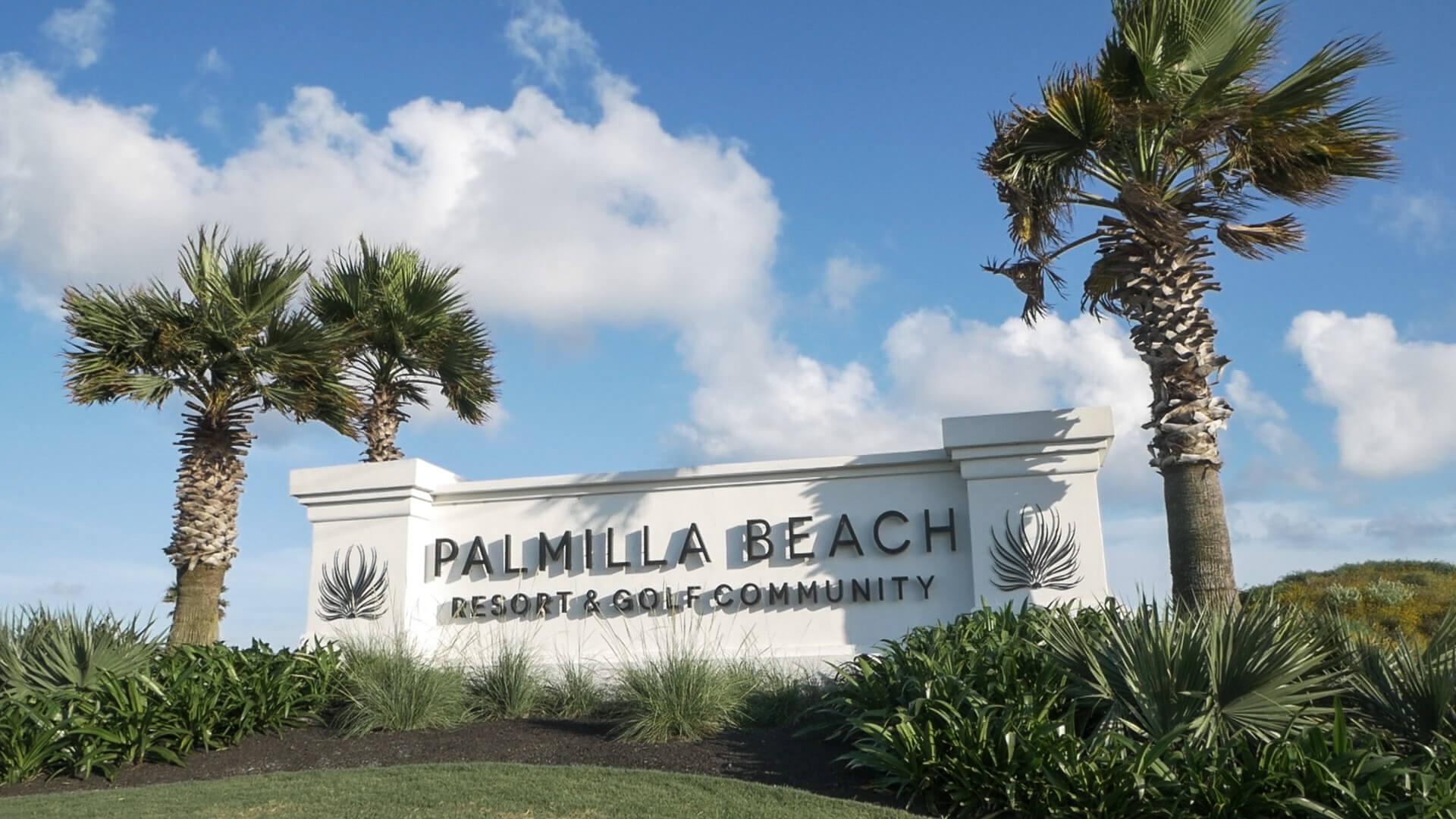 Palmilla Entrance