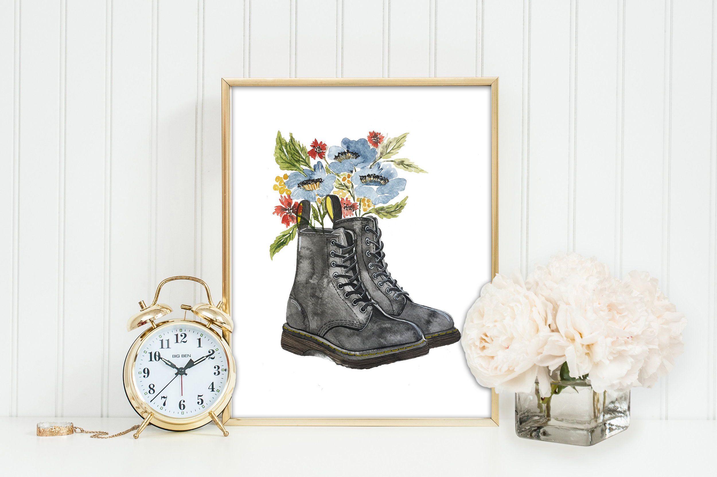 The Shoe Collection - Dr Martens, Converse, Cowboy Boots, Ducks Boots, Hunter Rain Boots, and More!