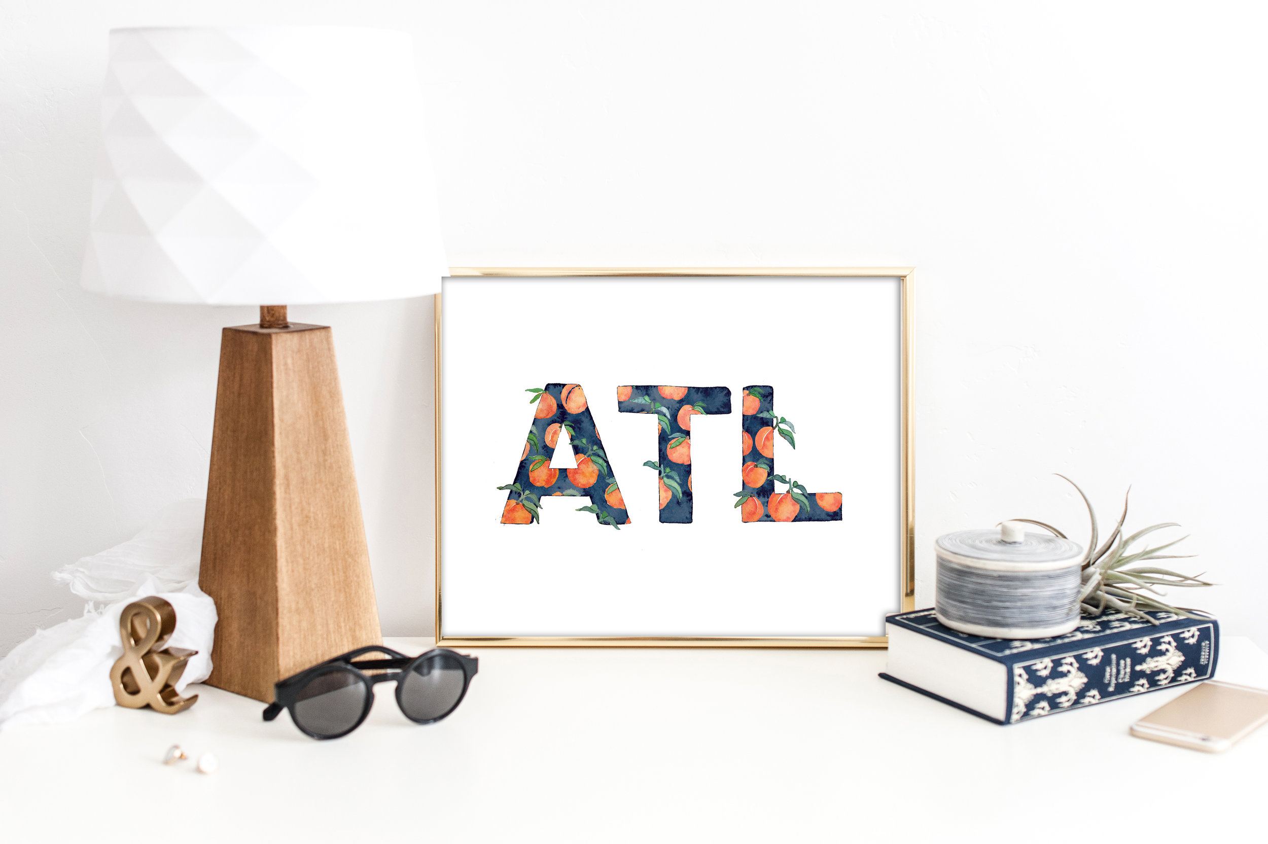 The Atlanta Collection - Atlanta, GA Landmarks, Stadiums, and More