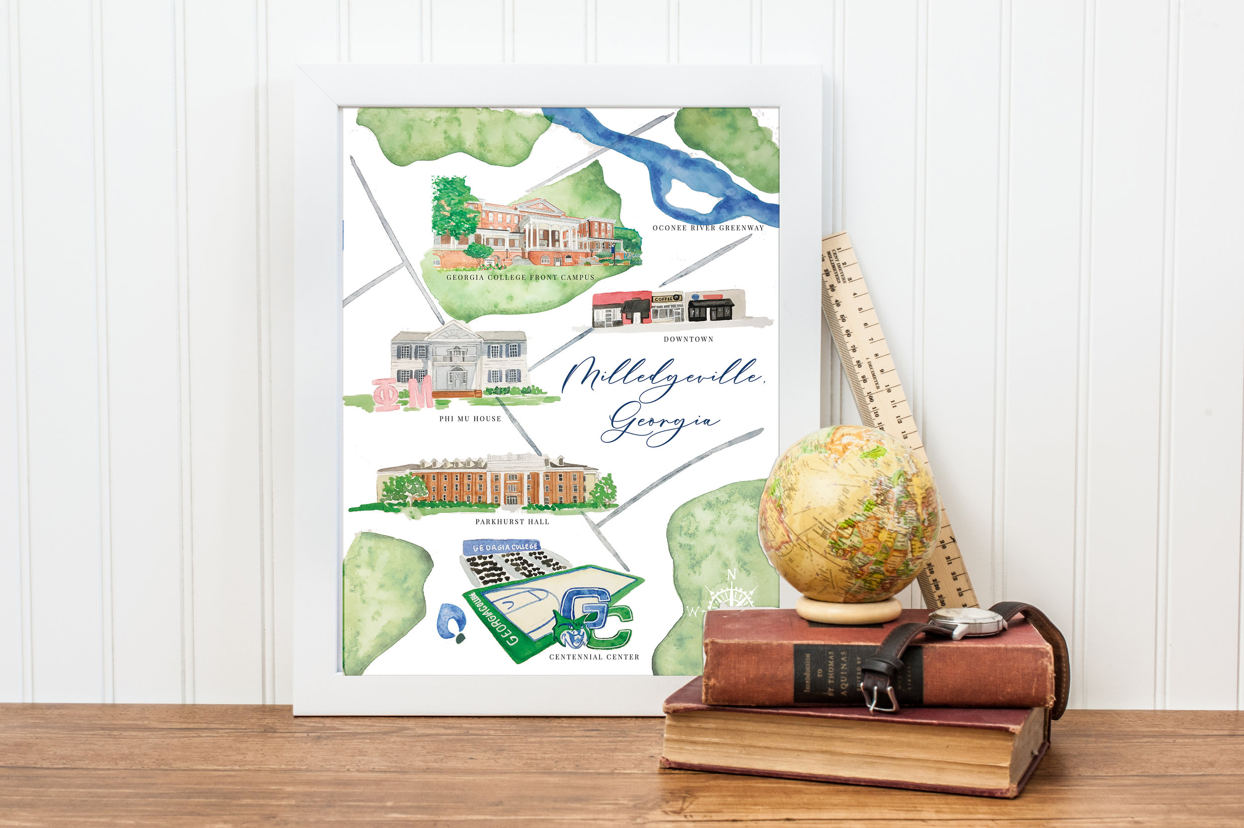 The City Map Collection - Find your favorite city
