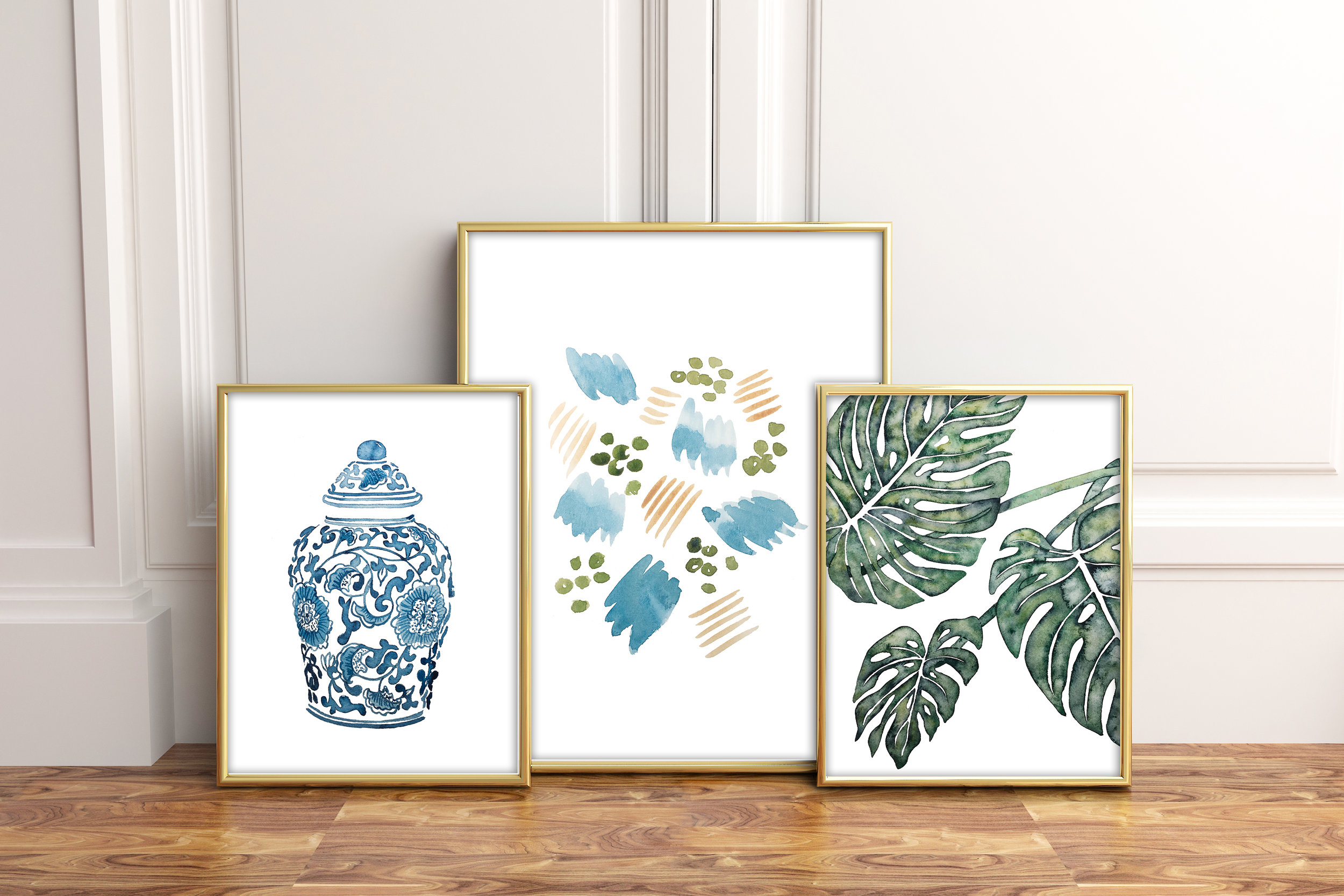 Browse All Prints - See the entire library of art prints in order of newest release