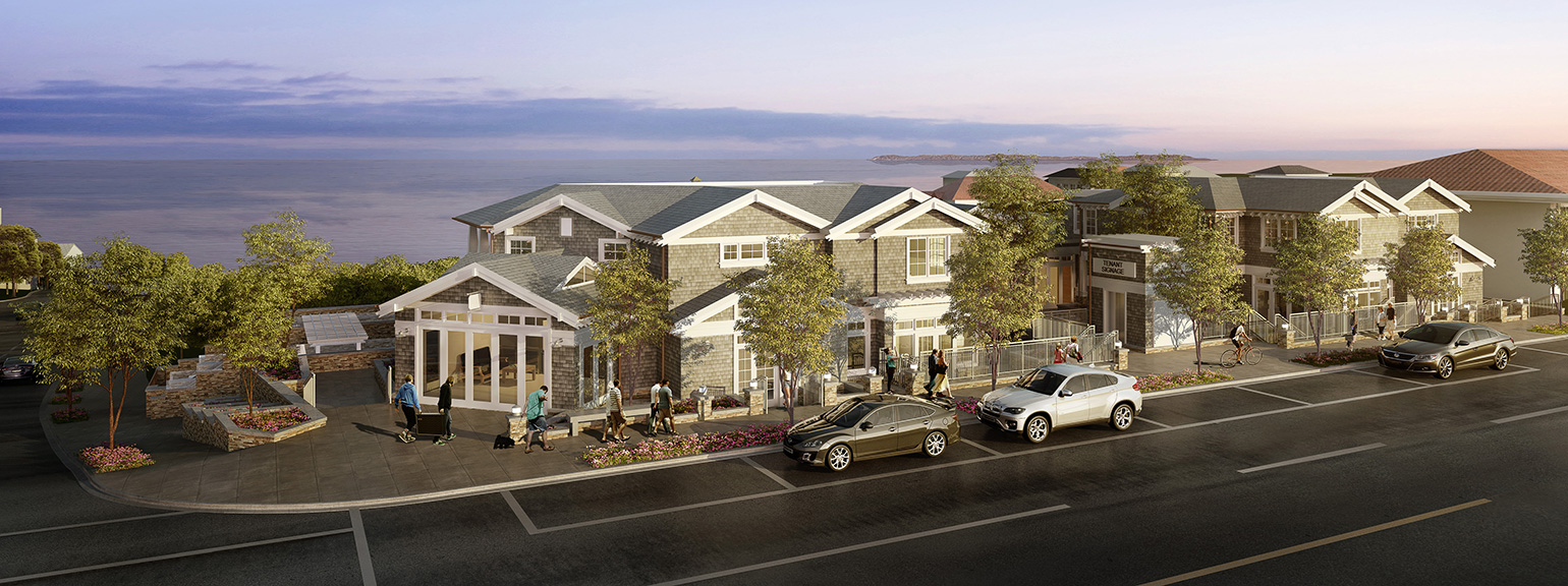 Mixed-Use Ocean View
