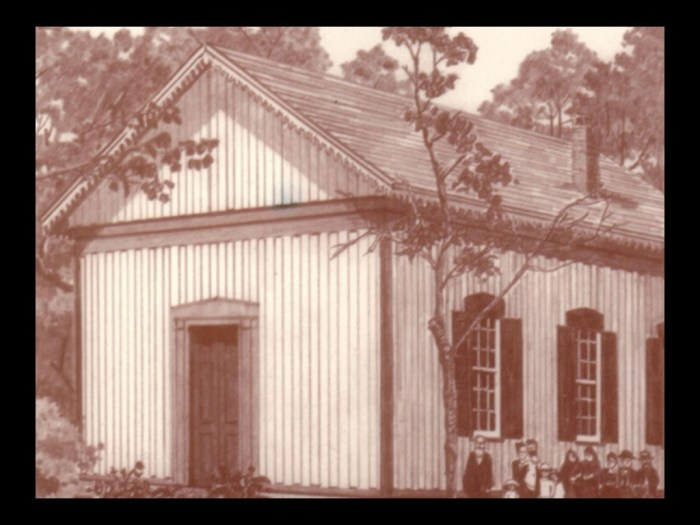 1869 First Congregation