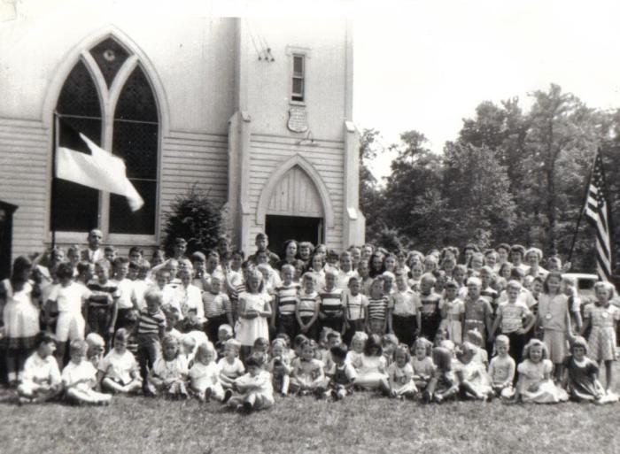1940 Vacation Bible School