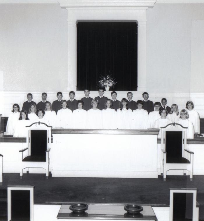 1960's Youth Choir
