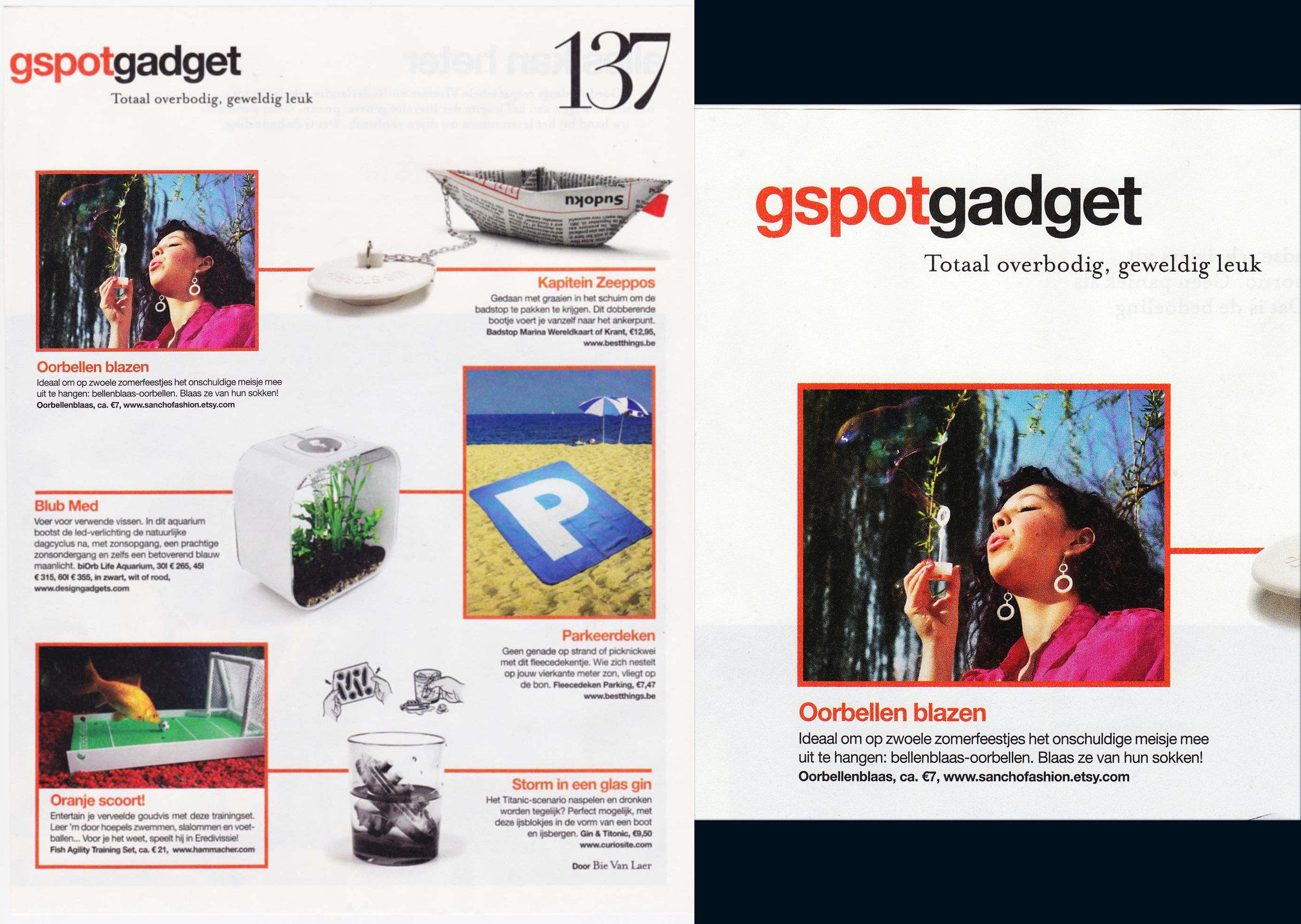 'Goedele' - Lifestyle magazine published in Belgium & The Netherlands