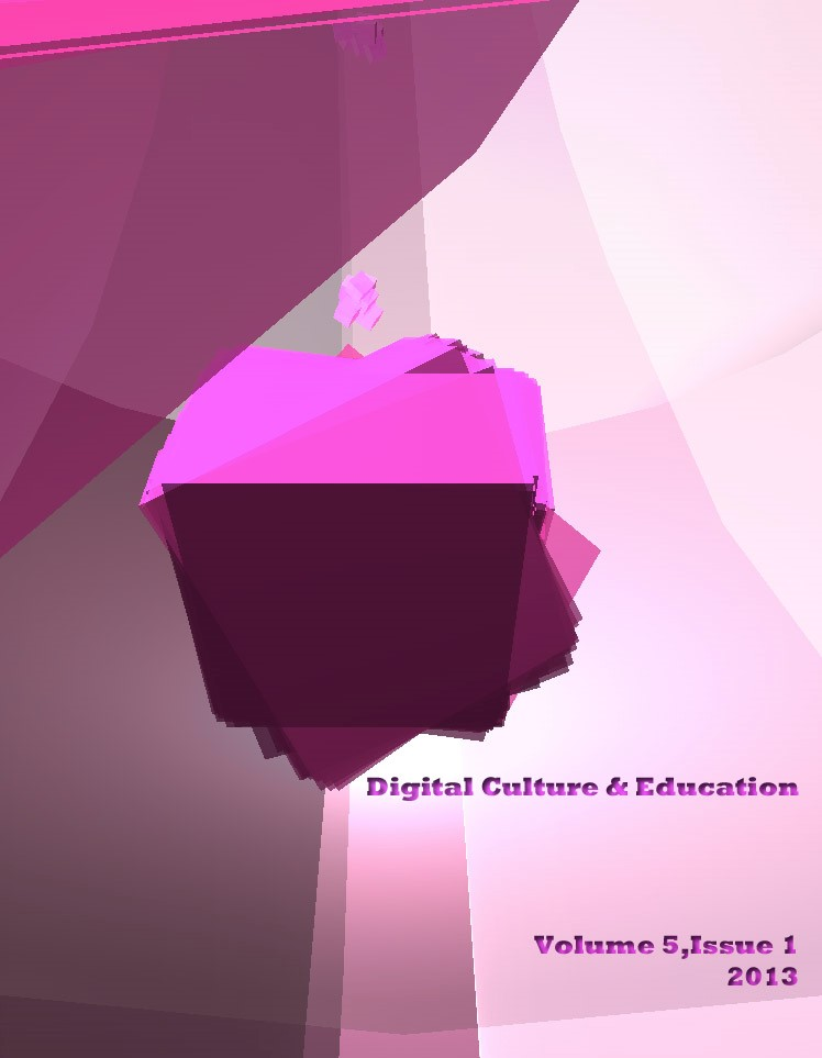 Volume 5: 1 - Innovate incapacity, hacker literacies, critiquing facebook, language game, review Debates In The Digital Humanities