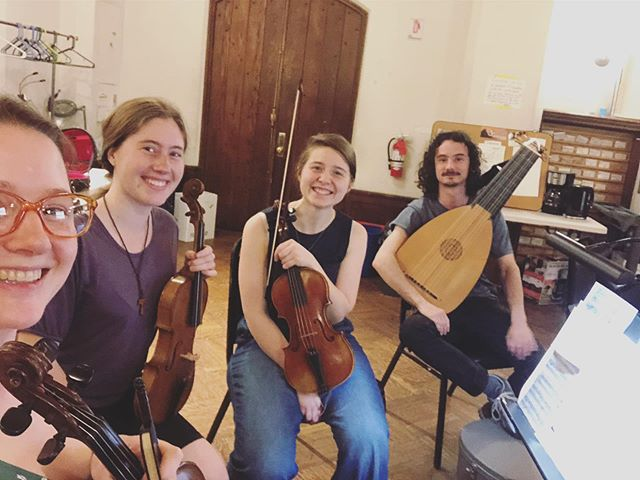 Three days until our concert! Hope you can join us on Monday, June 10th at 1:30PM at the Beacon Hill Friends House in Boston for a program of folk music from Scotland and Ireland!