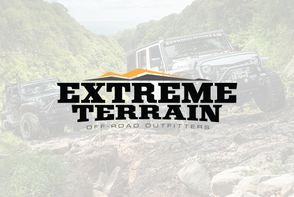 - ExtremeTerrain.com is the exclusive distributor of Mammoth 4x4's selection of Jeep Wrangler products.