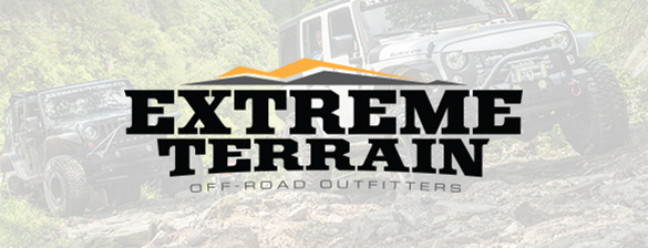 - ExtremeTerrain.com is one of the largest suppliers of Wrangler aftermarket parts and one of the most well thought of by enthusiasts. This is why Mammoth exclusively offers its complete selection of 1987-2019 Jeep parts