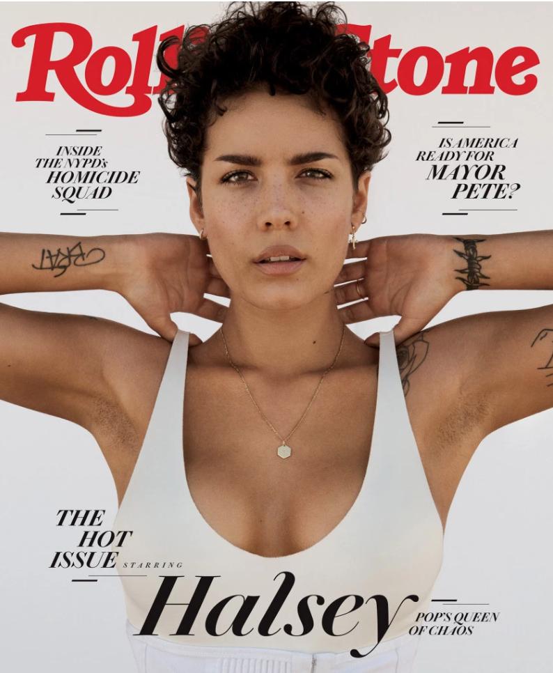 Halsey: A Rebel At Peace