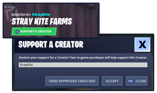 - Make sure to SHOW YOUR support by using code: StrayKite