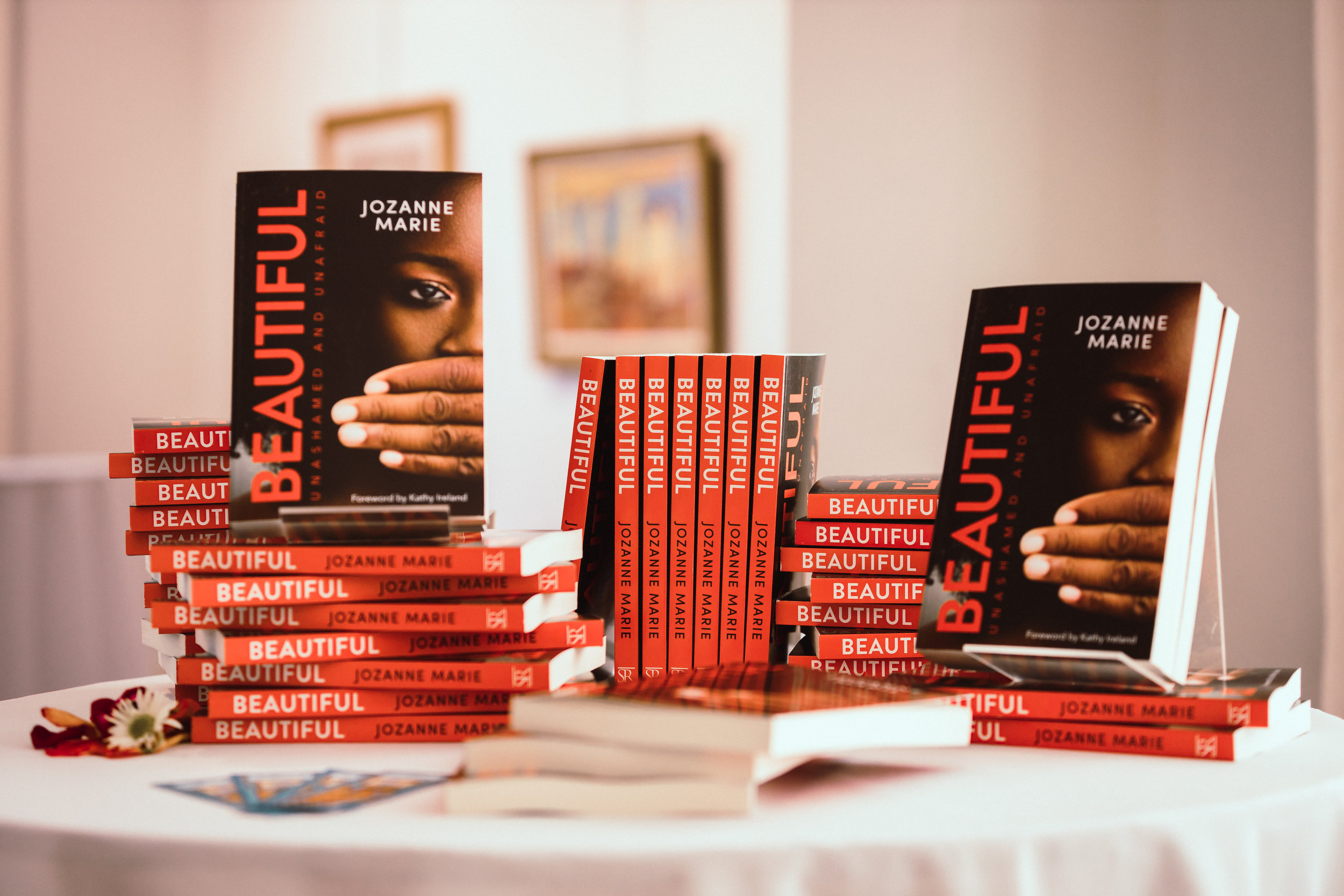 Beautiful: Unashamed, Unafraid - Beautiful is one woman's courageous spiritual journey to self-love and healing after a childhood of sexual and physical abuse.