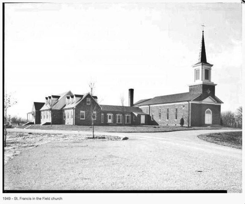 1949 - St. Francis in the Fields church