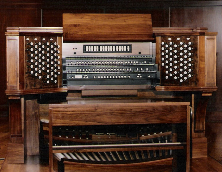 Schoenstein Organ