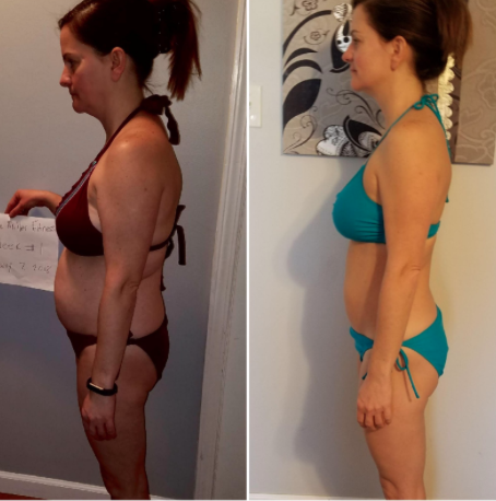 """She is legit"" - Because of Katie's programs, I put a bikini on (in public) for the first time in over 10 years. Almost a year later, I am still working with Katie to achieve my fitness goals and she has been there every step of the way. Also, Katie has helped me gain the confidence I lacked and teaches me about balance in life. Needless to say, I am a VERY satisfied customer. I have recommended family, friends and co-workers to Katie and everybody agrees, she is legit, and her programs work. Thank you Katie!!-Cindy"