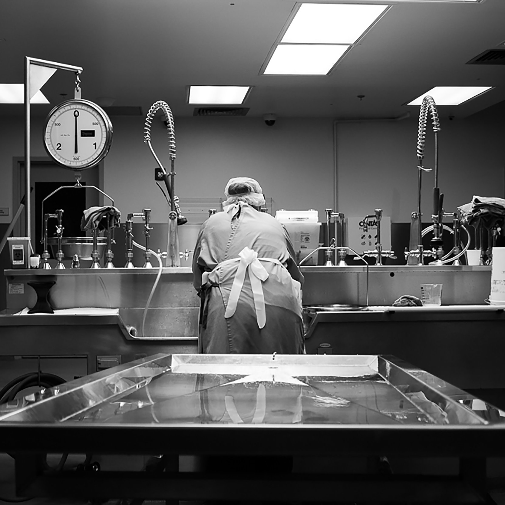 Photos: One woman's life surrounded by death - A look at the day-to-day reality of women in forensics, a field with a fast-growing female workforce.