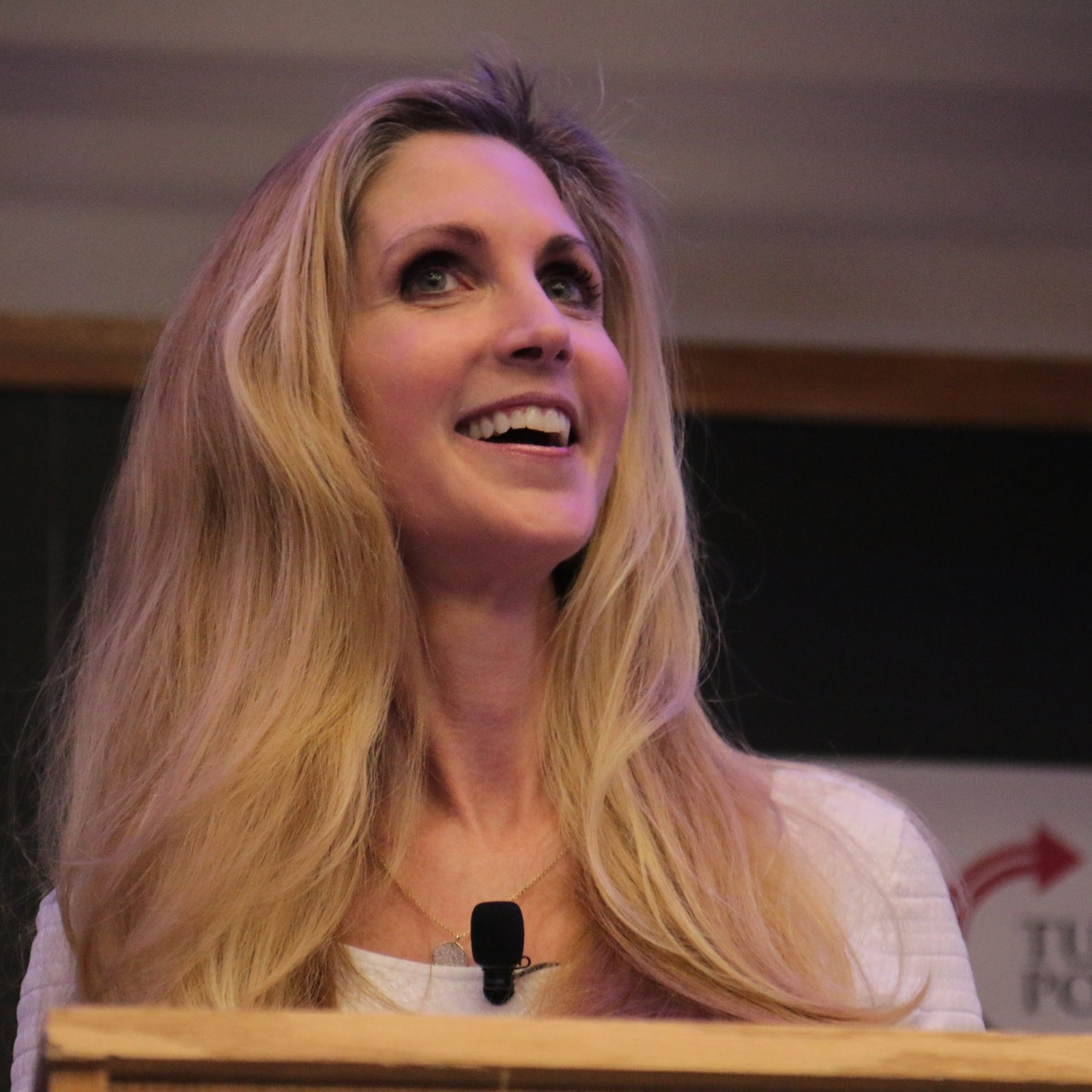 Ann Coulter to give talk at CU sponsored by Turning Point USA - Conservative commentator Ann Coulter will speak at CU on March 21 at the invitation of Turning Point USA.