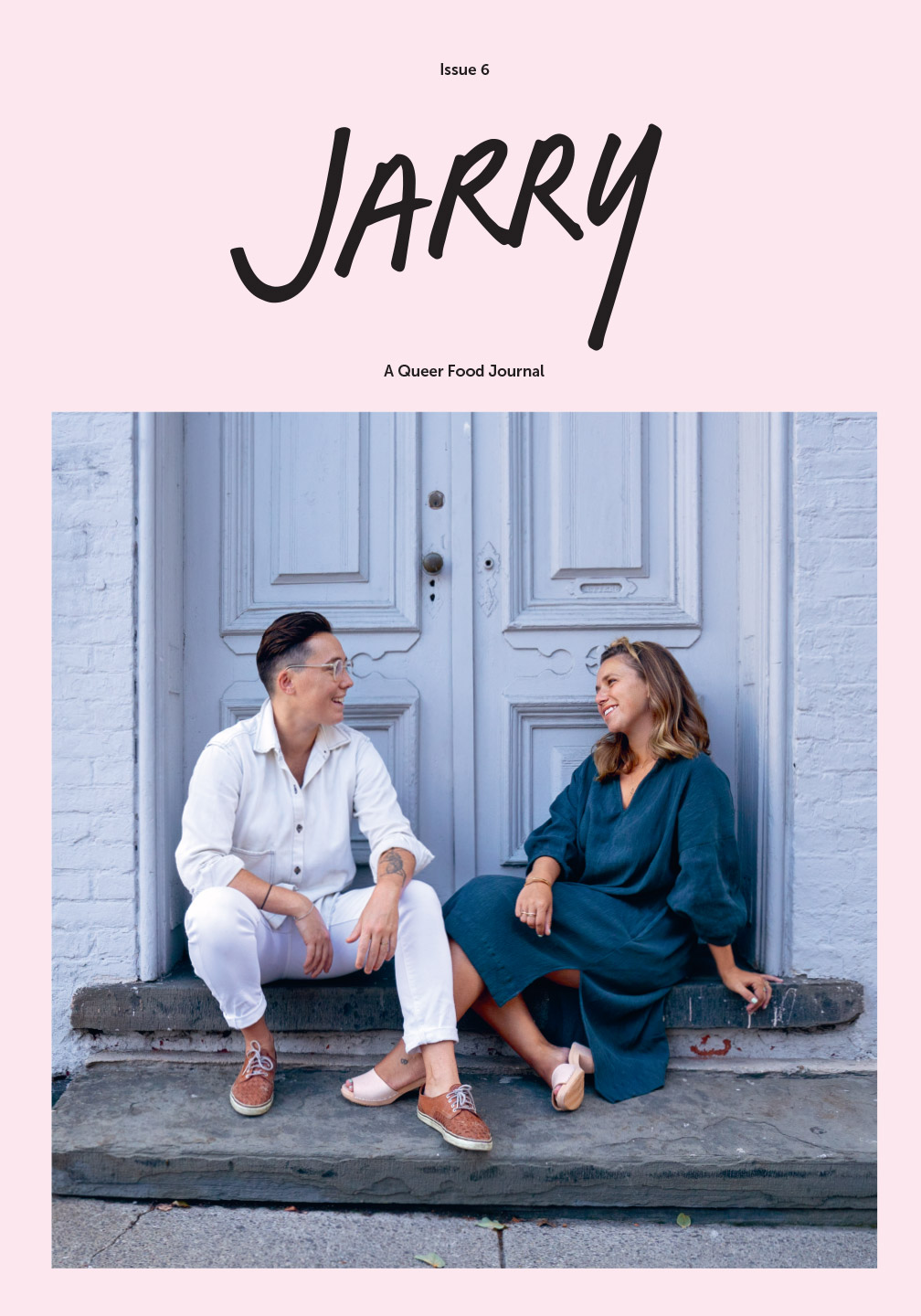 Jarry  issue 6: mind & Body