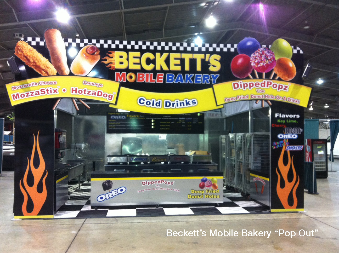 Becketts Mobile Bakery