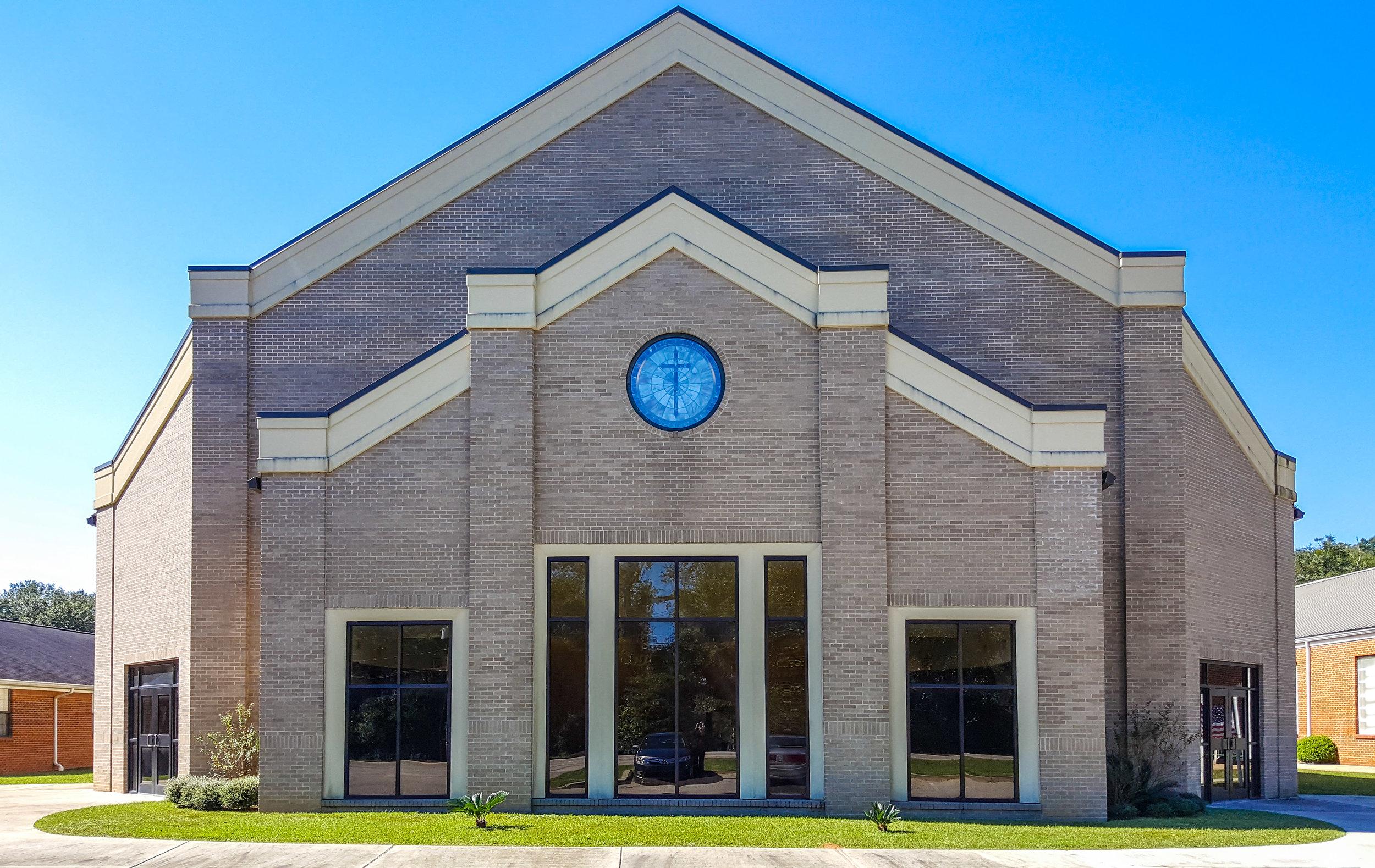 Kushla-Bethany Baptist Church - New Sanctuary (2007)