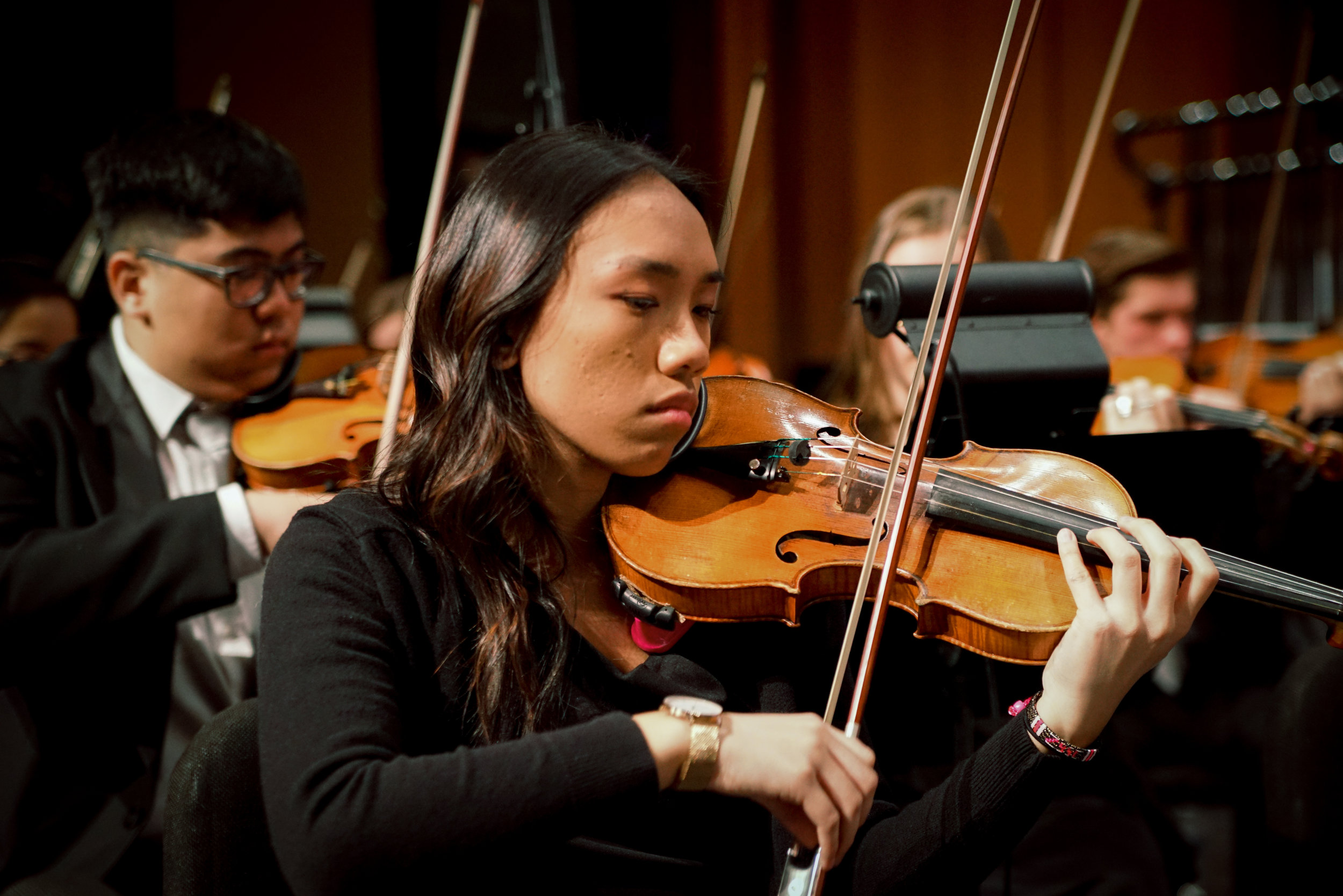 Prepare for your Symphony Audition -