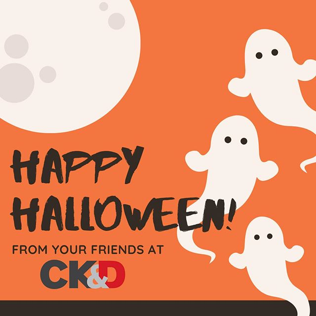 Have a spooky evening and stay safe, everyone! #HappyHalloween 🎃