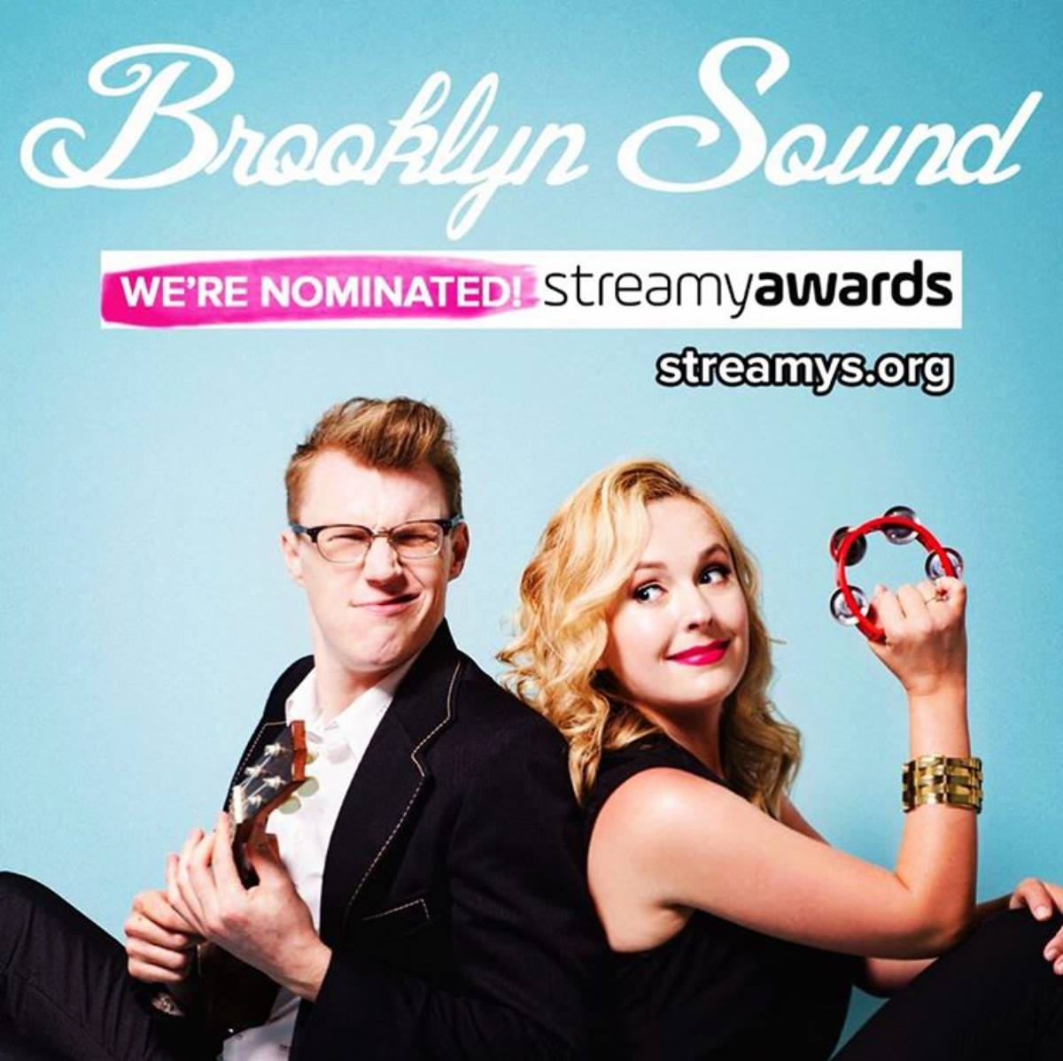 Brooklyn Sound WINS 2016 Streamy Award! - Julia was just in LA to attend the 2016 Streamy Awards, and the Brooklyn Sound team is still celebrating because the show WON a Streamy for best Indie! Check out the show at www.visitbrooklynsound.com