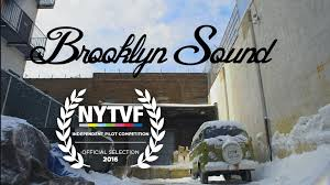 Brooklyn Sound is an Official Selection at the New York Television Festival! - Brooklyn Sound is premiering at the 2016 New York Television Festival Oct 24-29. The show will be screened during an exciting week of events, including panels with Lena Dunham, Mitch Hurwitz, Comedy Central and more.