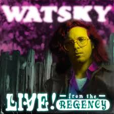 Watsky Live! From the Regency - Catch Julia on Watsky's latest live album
