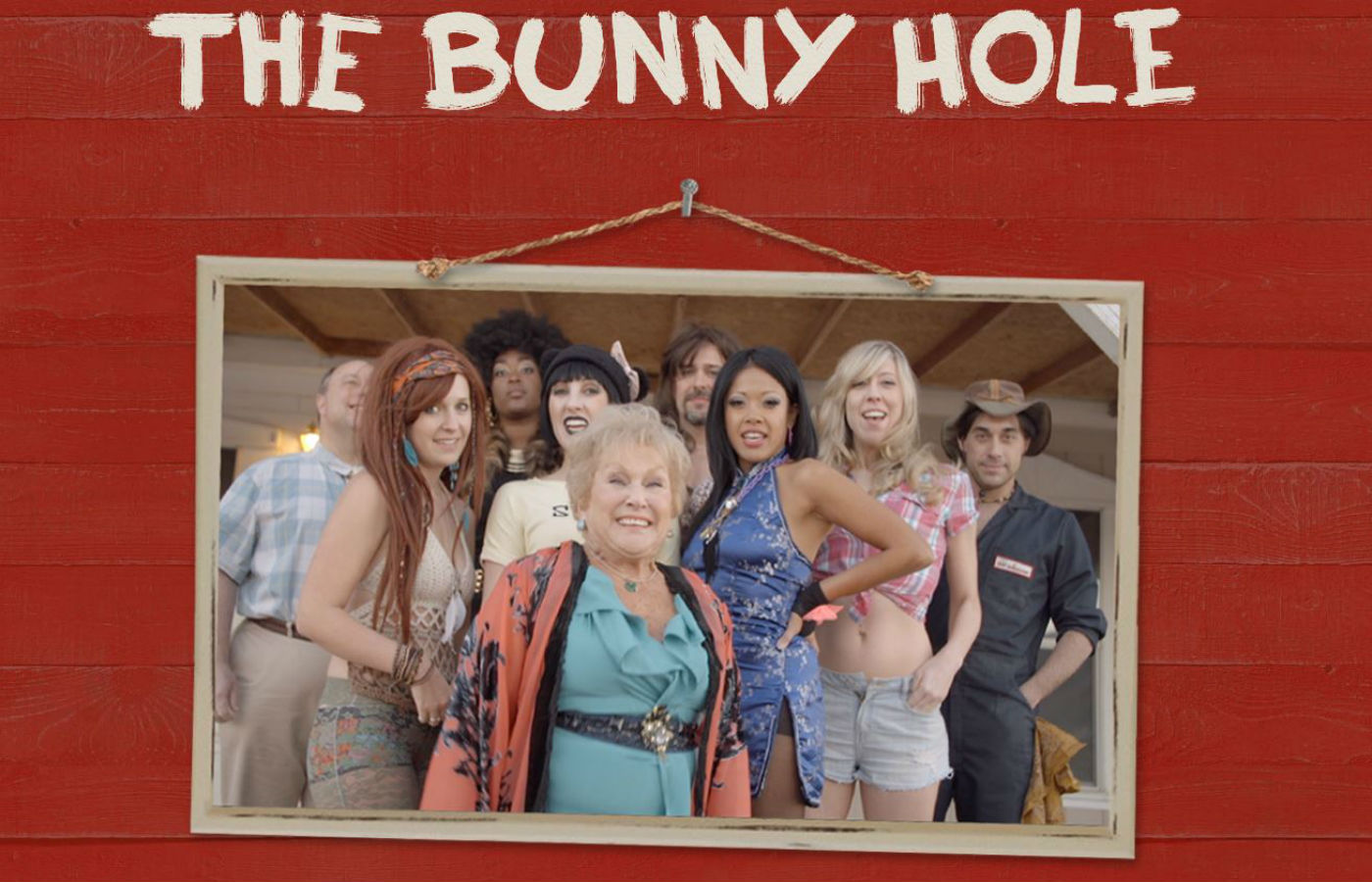 The Bunny Hole - Julia adventured to the small town of Pahrump, Nevada to film a new comedy series The Bunny Hole, a project that she co-starred in and helped develop alongside the show's creator Ken Davenport. Similar in style to Reno 911, the show is an absurd comedy about a struggling brothel trying to stay afloat.