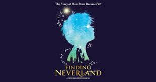 Finding Neverland the Musical - Julia recently had the honor of playing Miss Potter/Peter Pan in a recent workshop of the upcoming musical
