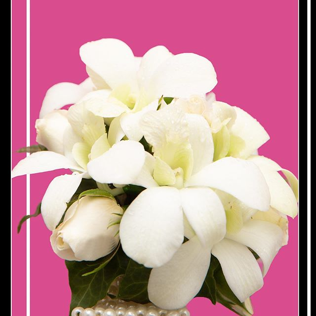 Corsage season. #melbourneflowers #ballseason #hawthornflorist