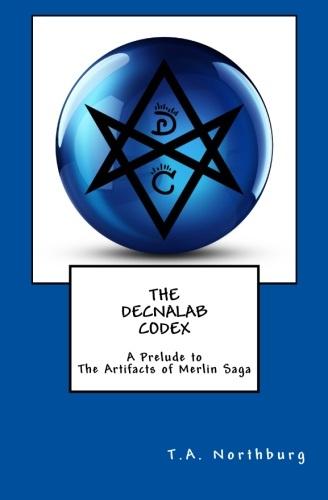 Copy of The Decnalab Codex Paperback