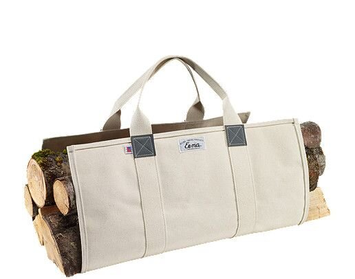 Log Carrier Beckel Canvas Products
