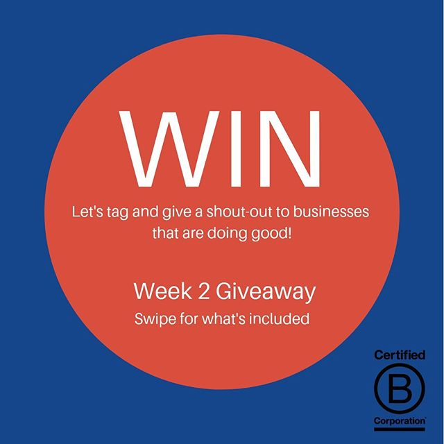 This week's giveaway is a ZERO WASTE PACK ♻️: win a @beyondbank KeepCup, a box of @republicaorganic biodegradable coffee pods and a $100 gift voucher for @biomestores  TO PARTICIPATE 👉 Tag a business you think is doing Better Business for a Better World and tell us why in a few words and emojis! The most creative answer wins! 🥳Winner announced at 4pm Monday, 15 July. Full T&Cs below.  IMPACT SNAPSHOT Beyond Bank was the first Australian bank to become #bcorp certified. They do extremely well in the community impact area: investing over 9% of their net profit after tax in partnerships and programs.  República Organic scores highly in the environmental impact area, their coffee beans are certified organic and their capsules are biodegradable, protecting their customers, farmers and the planet.  Biome is an ethical and innovative retail business offering an extensive range of strictly evaluated environmentally and socially-responsible products. They score highly in environment, particularly around resource conservation.  #win #giveaway #BetterBusiness #bcorpmonth #bcorps #sustainablebusiness
