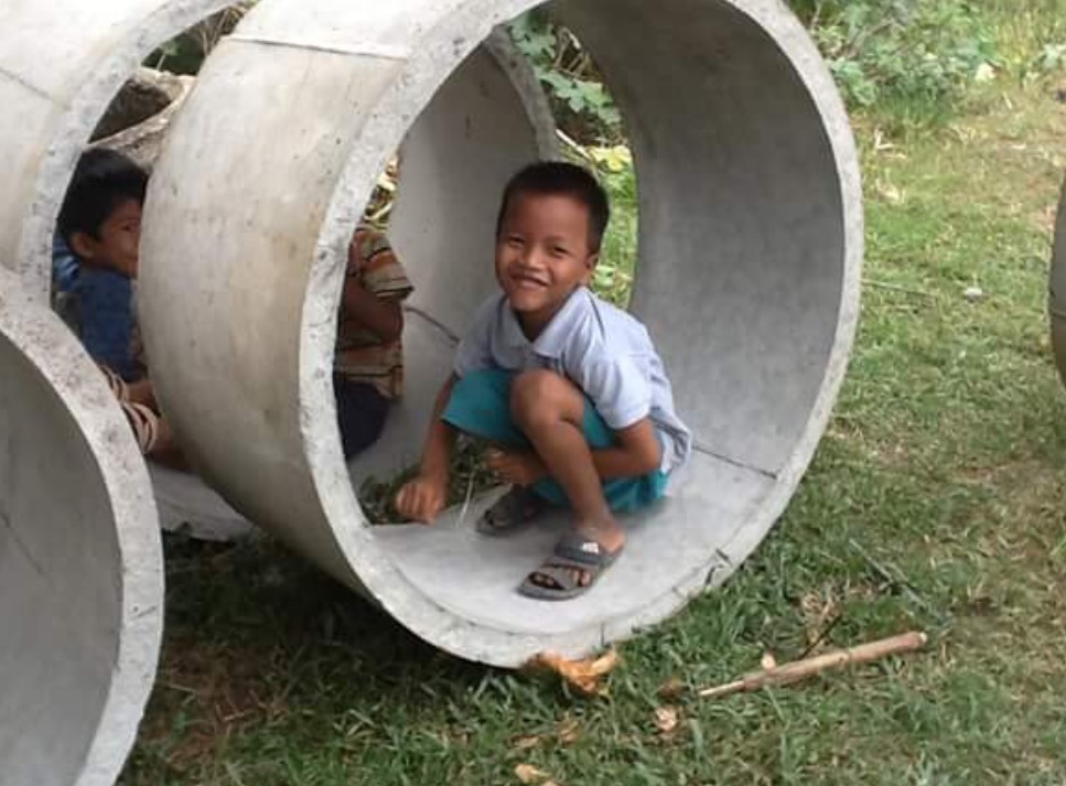 """What we do - Click on the """"What We Do"""" tab at the top of the page to learn more about how we are bringing holistic health to the people of Cambodia."""