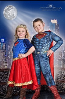 Leukemia and Lymphoma Society Woman of the Year 2018 - We entered this competition in honor of Bella and Evan, two local 6 year old children, who put on their favorite Superhero costumes alongside us and celebrated life as the Superheroes that they are day in and day out.Because of children, like Bella and Evan, we called our Superheroes to support this national campaign for the Leukemia and Lymphoma Society, to compete against other national candidates to raise the most funds. LetsBeSuperheroes raised over $130,000 dollars towards our National campaign! Between all of the candidates (including LetsBeSuperheroes)- the total raised locally was over half a million dollars.