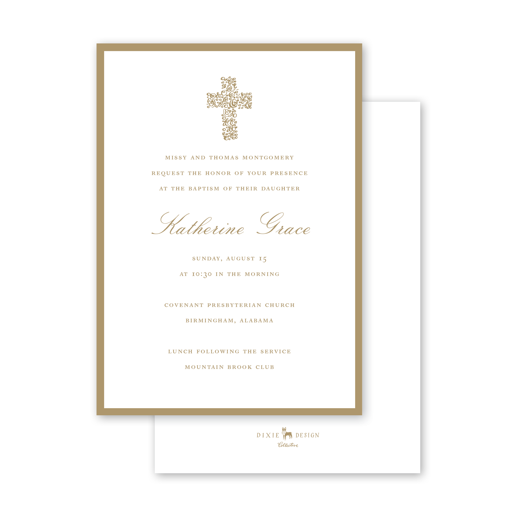 2017_Hollon_Floral Cross Gold_Baptism Invitation_A7_Thumb_1.png