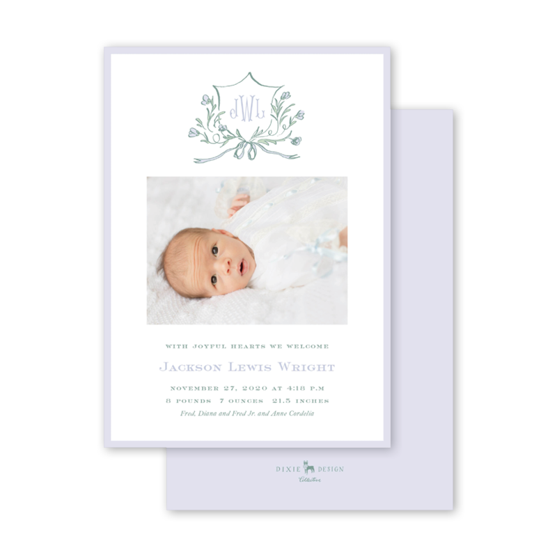 Hollon_Avonlea Periwinkle Birth Announcement_A7_01.png