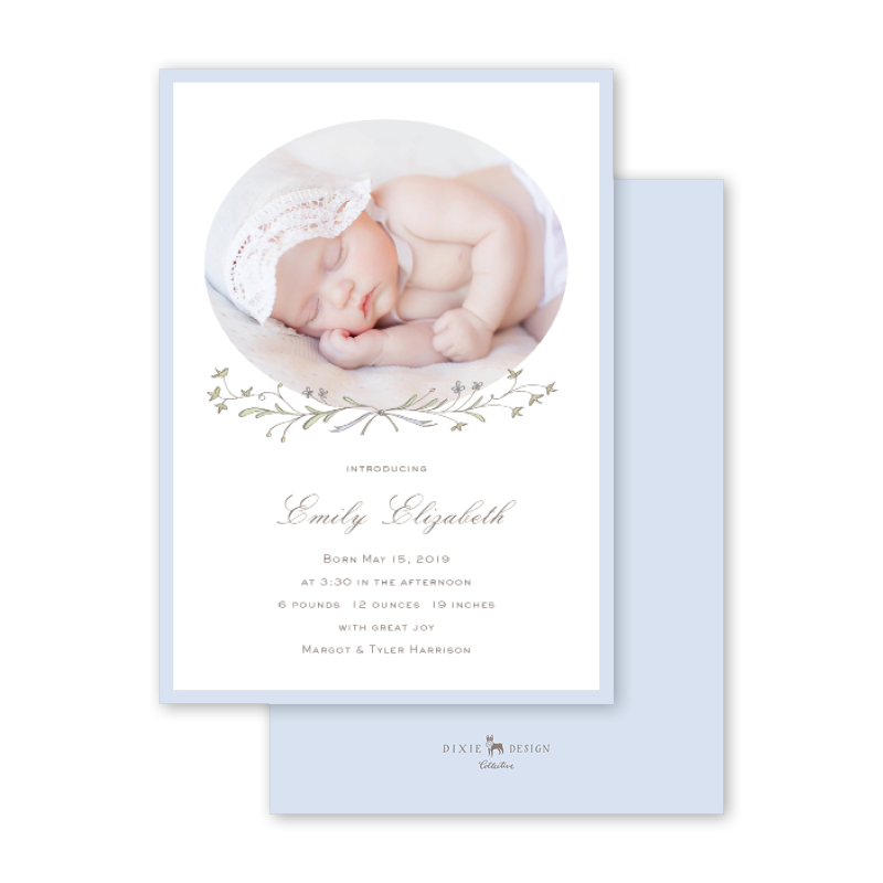 2017_Hollon_Ivy and Lilac Birth Announcement_A7PortraitCardFlat_thumb_Main.png
