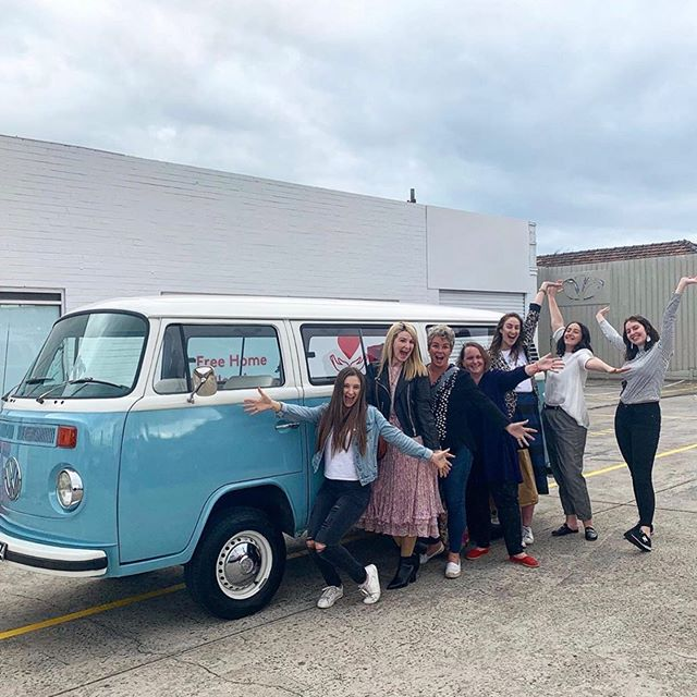 | What an amazing day out we had yesterday with these amazing women for @riptorrp first Melbourne Op Shop Tour! Make sure you follow @riptorrp who are releasing another tour date next week! |
