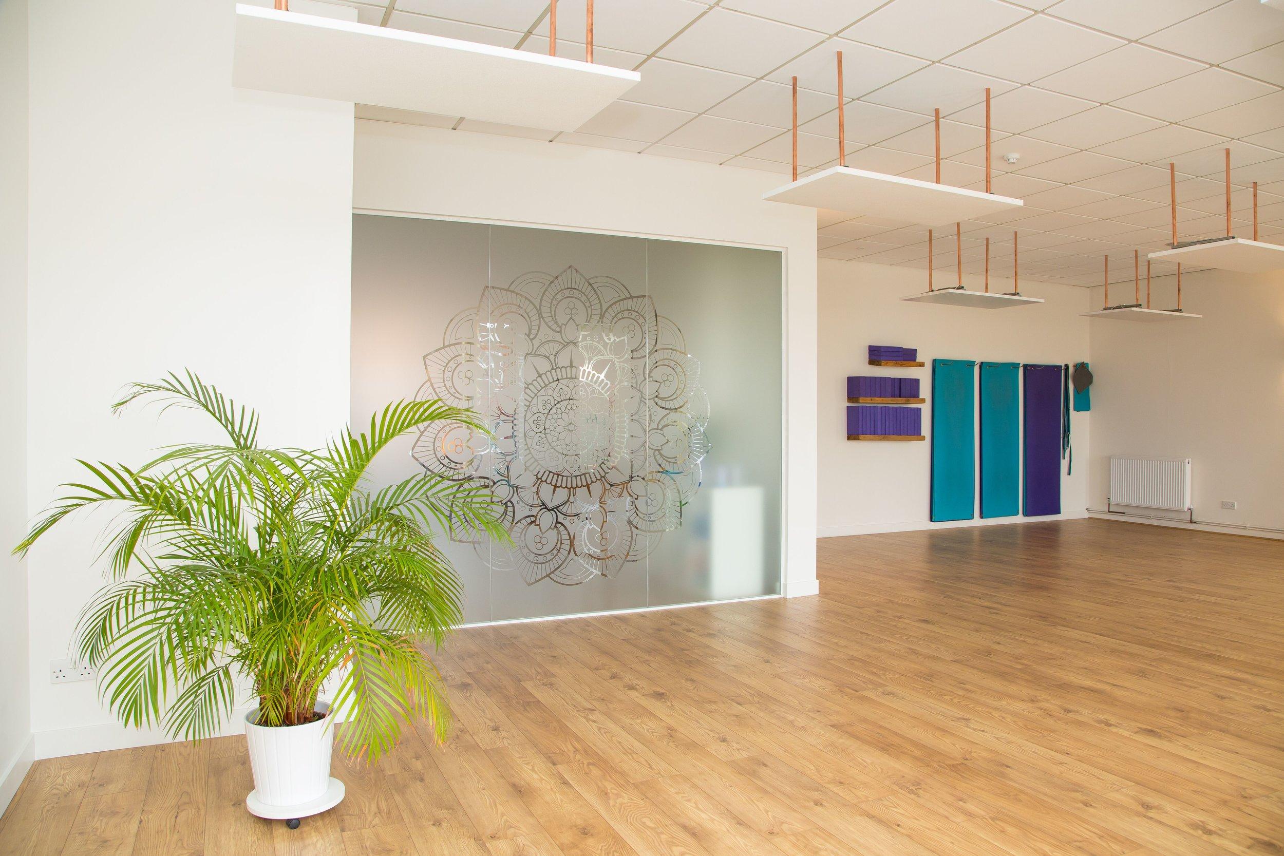 Sun Studio - ThE space for hot yoga