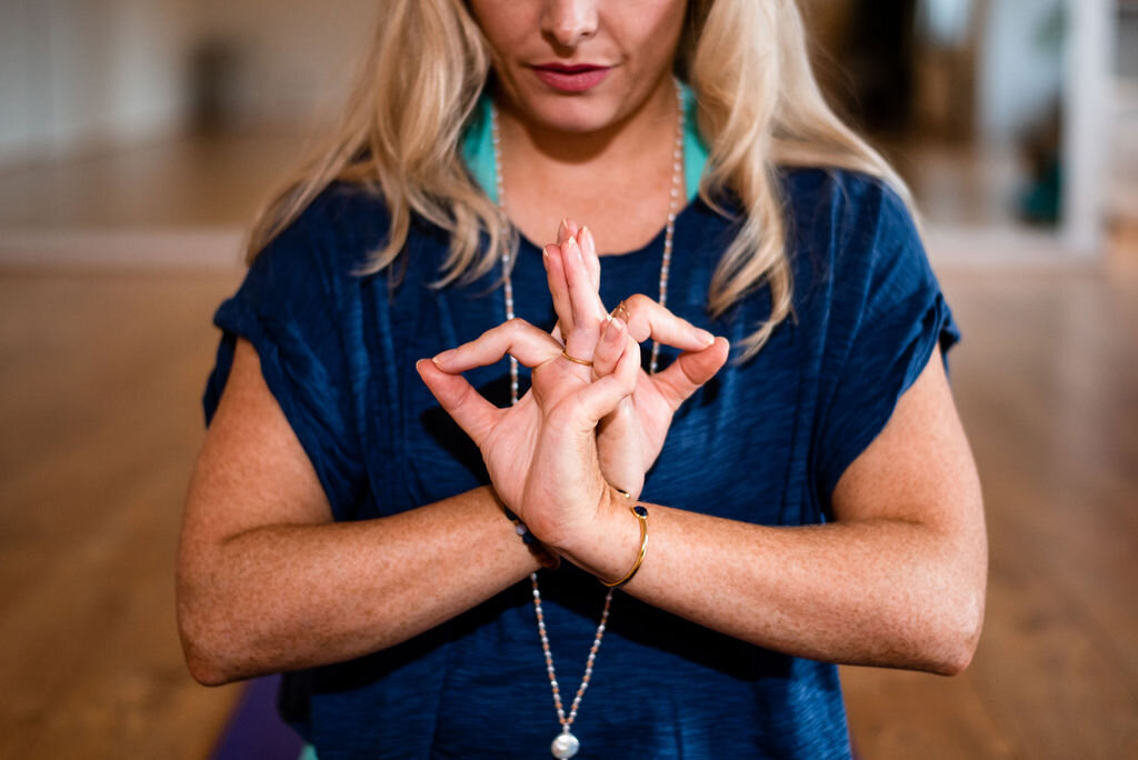 Mudra, yoga for your hands, a great way to keep joints mobile and maintain mobility and dexterity