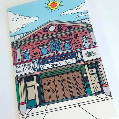 real estate custom coloring book